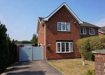 Thumbnail 3 bed semi-detached house for sale in Quantock Road, Scartho, Grimsby
