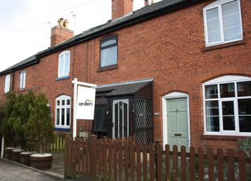 Thumbnail 2 bed terraced house to rent in Linthurst Newtown, Blackwell, Bromsgrove