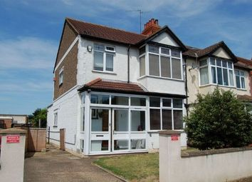 Thumbnail 3 bed semi-detached house for sale in Broadmead Avenue, Abington, Northampton