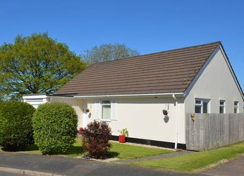 Thumbnail 3 bed detached bungalow for sale in Lakelands Close, Witheridge, Tiverton