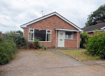 Thumbnail 2 bed bungalow for sale in Wilfred Gardens, Ashby De La Zouch