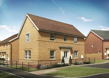 """Thumbnail 3 bedroom detached house for sale in """"Moresby"""" at Briggington, Leighton Buzzard"""
