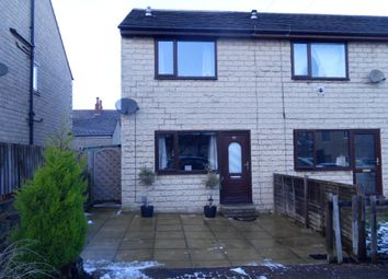 Thumbnail 2 bed end terrace house for sale in Healey Close, Batley, West Yorkshire