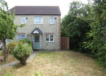 Thumbnail 2 bed semi-detached house for sale in Redwing Close, Bicester