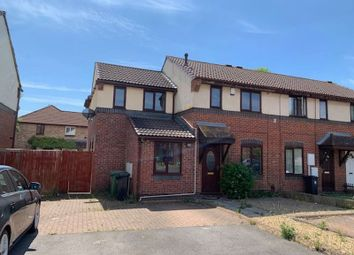 Thumbnail 4 bed terraced house to rent in Ormonds Close, Bradley Stoke, Bristol