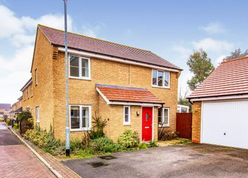 Thumbnail 3 bed detached house for sale in Windmill Place, Papworth Everard, Cambridge