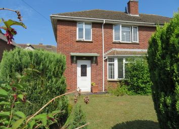 Thumbnail 3 bedroom semi-detached house to rent in Wordsworth Road, Whitecross, Hereford