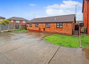 Thumbnail 1 bed semi-detached bungalow for sale in Pleshey Close, Wickford