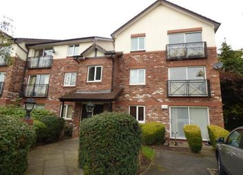 Thumbnail 2 bed flat for sale in Home Farm Avenue, Macclesfield, Cheshire