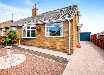 Thumbnail 3 bed bungalow for sale in Bemrose Grove, Bridlington