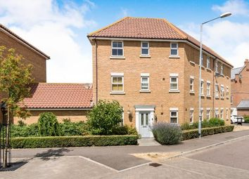 Thumbnail 4 bedroom semi-detached house for sale in Wymondham, Norwich, Norfolk