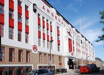 Thumbnail 2 bed flat to rent in Highbury Stadium Square, Arsenal