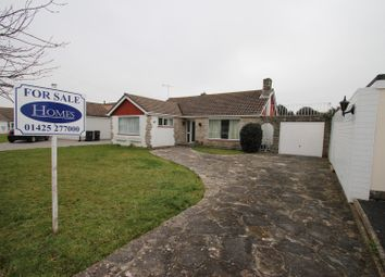 Thumbnail 2 bed bungalow for sale in Mortimer Close, Christchurch