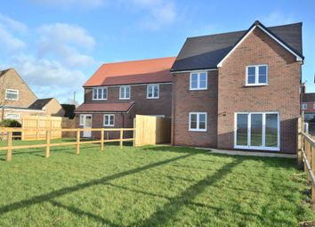 Thumbnail 4 bedroom detached house for sale in Bredons Hardwick, Tewkesbury