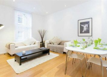 Thumbnail 2 bed mews house to rent in Bingham Place, London