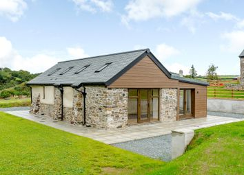 Thumbnail 2 bed bungalow for sale in Warracott Farm Barns, Chillaton, Lifton, Devon