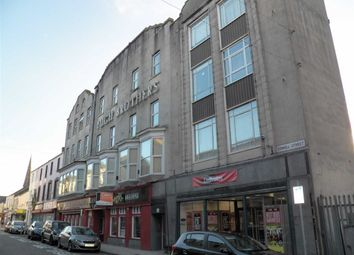 Thumbnail 1 bed flat for sale in Cowell Street, Llanelli