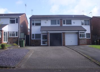 3 bed semi-detached house for sale in Peterbrook Road, Shirley, Solihull B90