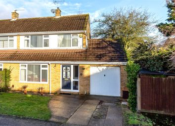 Thumbnail 4 bed semi-detached house for sale in Kingsfield, Windsor, Berkshire
