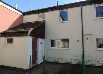 Thumbnail 3 bedroom terraced house to rent in Crabtree, Paston, Peterborough
