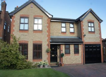 Thumbnail 4 bed detached house to rent in Holyhead Drive, Oakwood, Derby