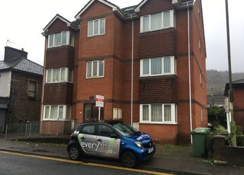 Thumbnail 2 bed flat to rent in St Mary Street, Risca