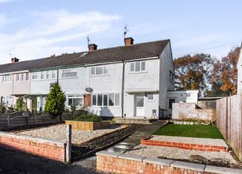 Thumbnail 3 bed end terrace house for sale in St. Davids Crescent, Penarth