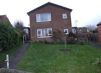 Thumbnail 2 bed flat to rent in Long Lane, Worrall, Sheffield