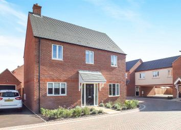 Thumbnail 4 bed detached house for sale in Whinfell Close, Eaton Socon, St. Neots