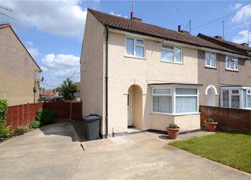 Thumbnail 3 bed end terrace house for sale in Romsey Road, Tilehurst, Reading