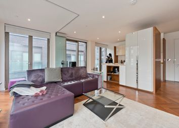 Thumbnail 2 bed flat for sale in Capital Building, 8 New Union Square, London