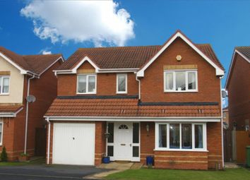 Thumbnail 4 bed detached house for sale in Davenport Drive, Admaston, Telford, Shropshire
