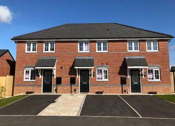 Thumbnail 2 bedroom property for sale in Plot 31 - Jolly Crescent, Kirkham, Preston, Lancashire