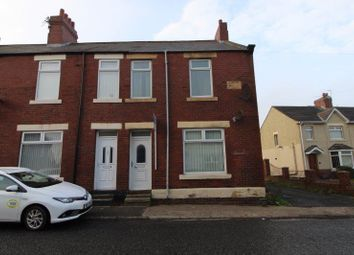 Thumbnail 2 bed end terrace house for sale in Front Street, Guidepost, Choppington