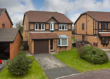 Thumbnail 4 bedroom detached house for sale in Briarwood, Freckleton, Preston