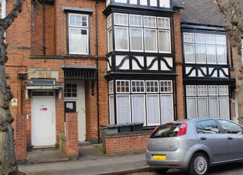 Thumbnail 1 bed maisonette to rent in Mere Road, Leicester
