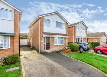 Thumbnail 3 bed detached house for sale in Clifton Close, Thornton-Cleveleys, Lancashire, .