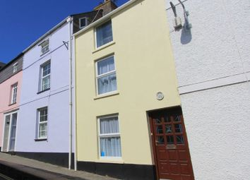 Thumbnail 3 bed terraced house for sale in Duke Street, Padstow