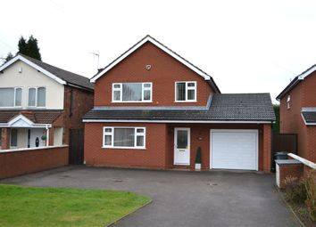 Thumbnail 4 bed detached house for sale in Coventry Road, Exhall, Coventry, Warwickshire
