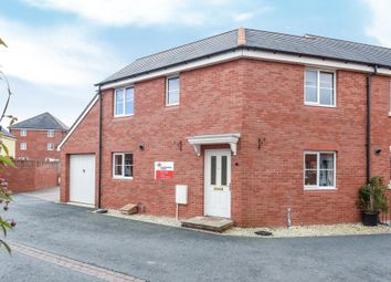 Thumbnail 2 bed semi-detached house for sale in Lower Bullingham, Hereford