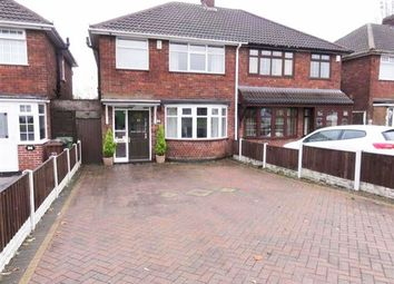 Thumbnail 3 bed semi-detached house to rent in March End Road, Wednesfield, Wolverhampton