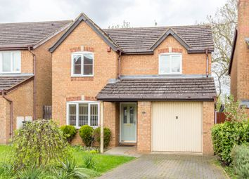 Thumbnail 3 bed detached house for sale in Hatfield Close, Wellingborough
