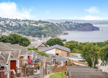 Thumbnail 2 bedroom mobile/park home for sale in Torquay Road, Teignmouth, Devon
