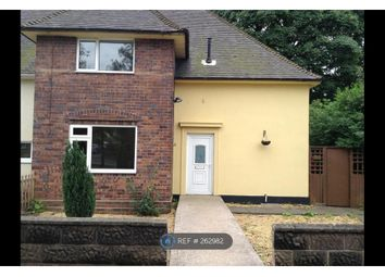 Thumbnail 4 bed semi-detached house to rent in Keelings Drive, Stoke On Trent