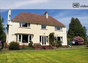 Thumbnail 4 bed detached house for sale in Charlotte Street, Helensburgh
