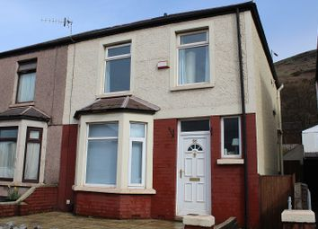 Thumbnail 3 bed semi-detached house for sale in 66 Caradog Street, Taibach, Port Talbot, Neath Port Talbot.
