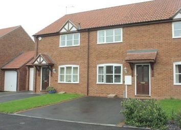 Thumbnail 2 bed terraced house to rent in Montgomery Road, Whitnash, Leamington Spa