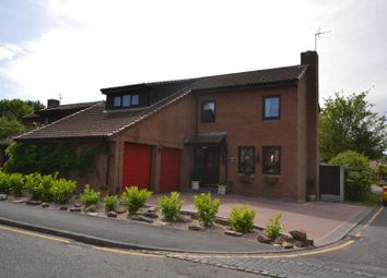 4 bed detached house for sale in Hudson Close, Old Hall, Warrington WA5