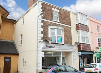 Thumbnail 2 bed maisonette to rent in Great George Street, Weymouth, Dorset