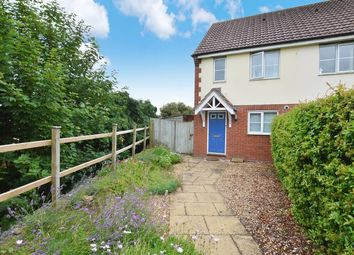 Thumbnail 2 bed semi-detached house for sale in Thornwell Way, Wincanton